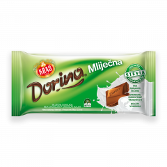Dorina Milk Chocolate with no added sugar