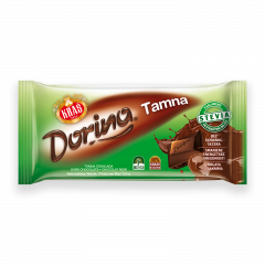 Dorina Dark Chocolate with no added sugar