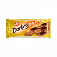 Dorina choco therapy 3 in 1 – caramel mix