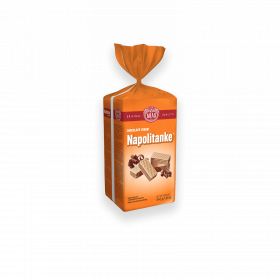 Napolitanke chocolate cream 840g