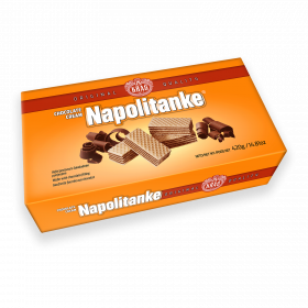 Napolitanke chocolate cream 420g