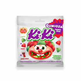 Ki-Ki Gumioza Happy Duo 90g