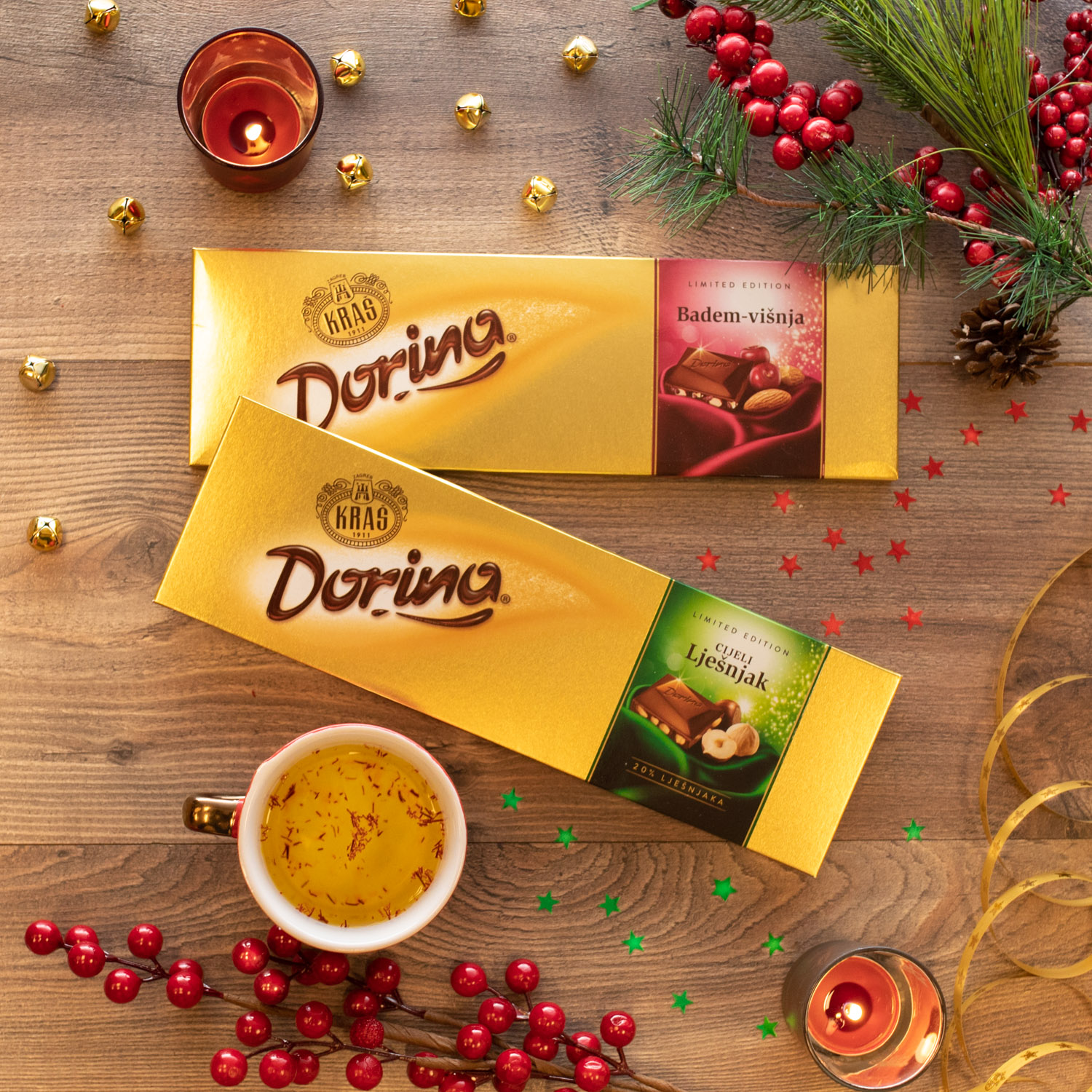 Dorina chocolates